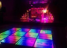استیج رقص سه بعدی